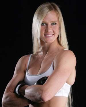 Холли Холм (Holly Holm)