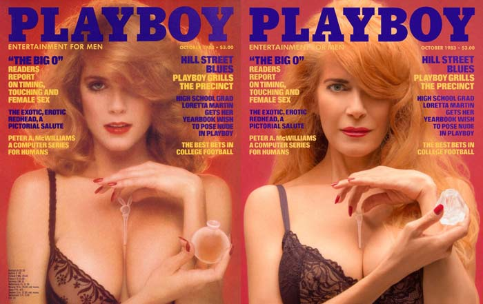 Once a Playmate always a Playmate