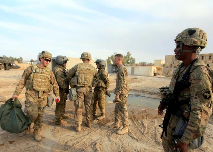 Ирак американские войска