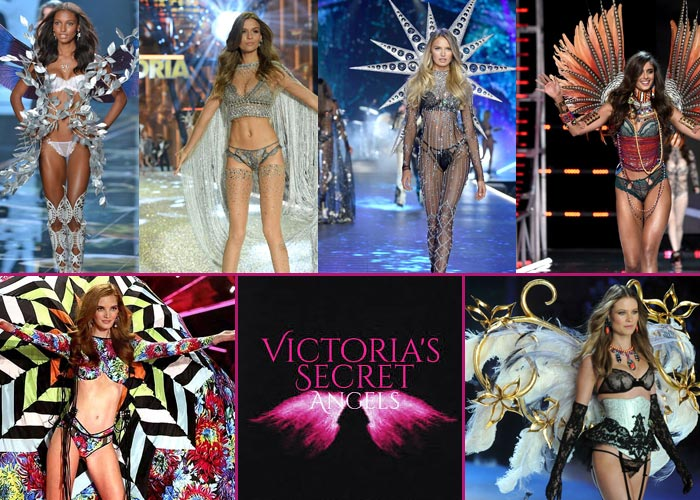 ангелы Victorias Secret 2020
