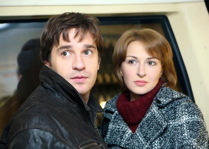 Анна Тараторкина и Александр Ратников