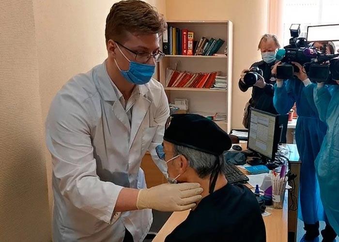 Михаил Боярский прививка от гриппа