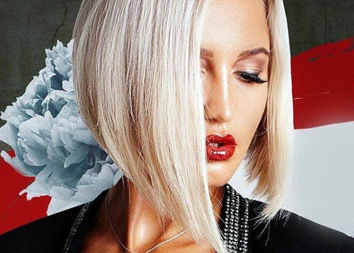 Ольга Бузова блондинка