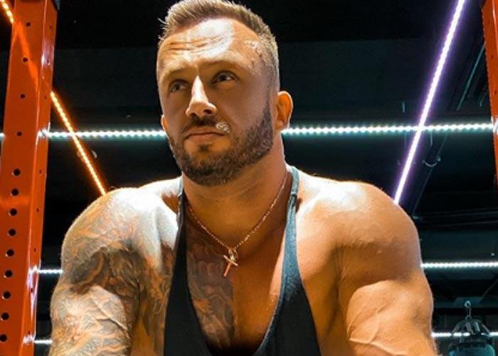 фитнес-блогер Дмитрий Стужук