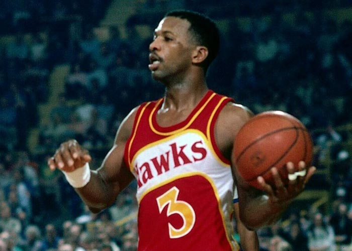 Звезда НБА Эдди Джонсон