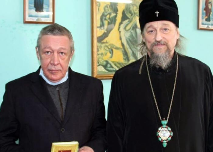 Михаил Ефремов в Белгородском СИЗО
