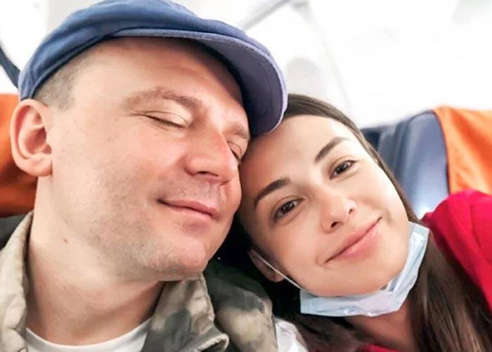 Екатерина Седик и Александр Сакович