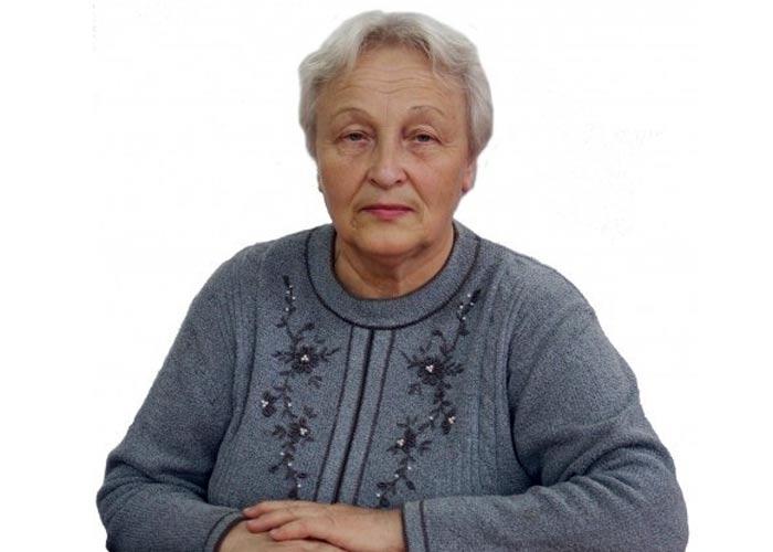 праправнучка Пушкина Галина Усова