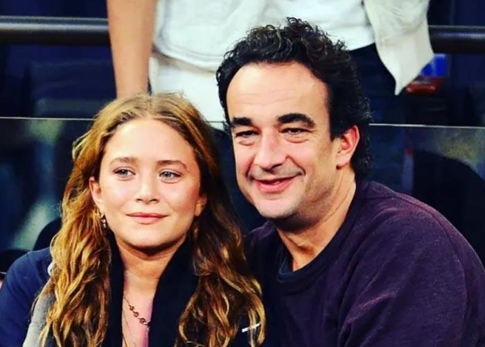 Мэри-Кейт Олсен и Пьер Саркози