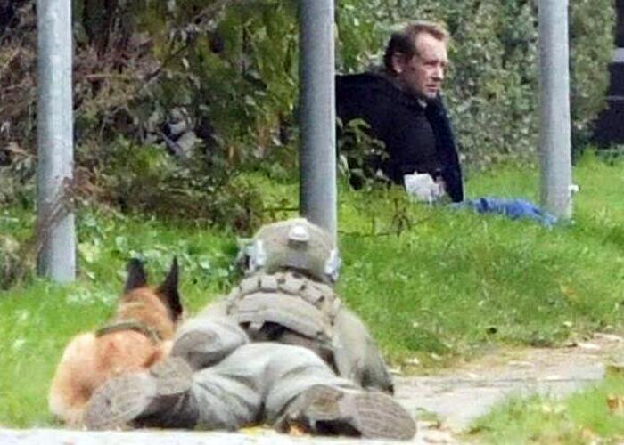 побег Петера Мадсена