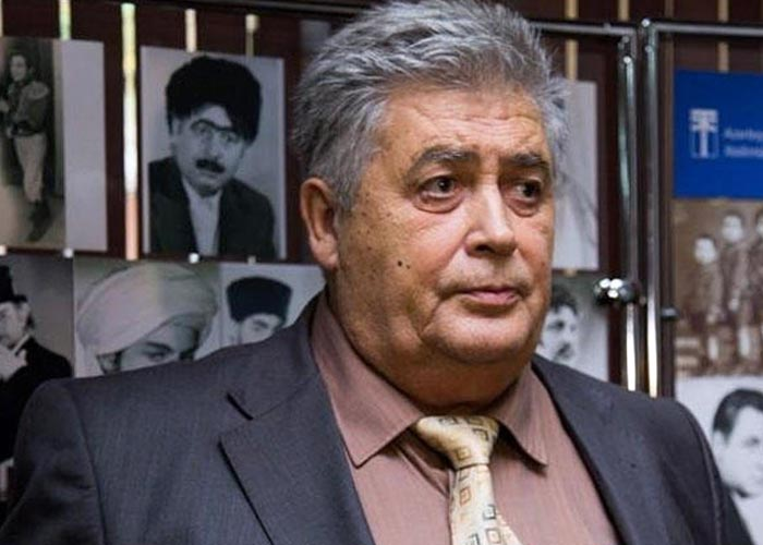 актер Рафаэль Дадашев