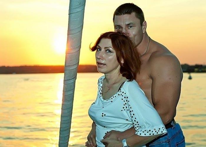 Роза Сябитова с любовником
