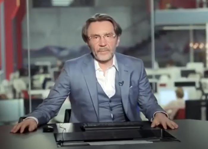 Сергей Шнуров RTVI