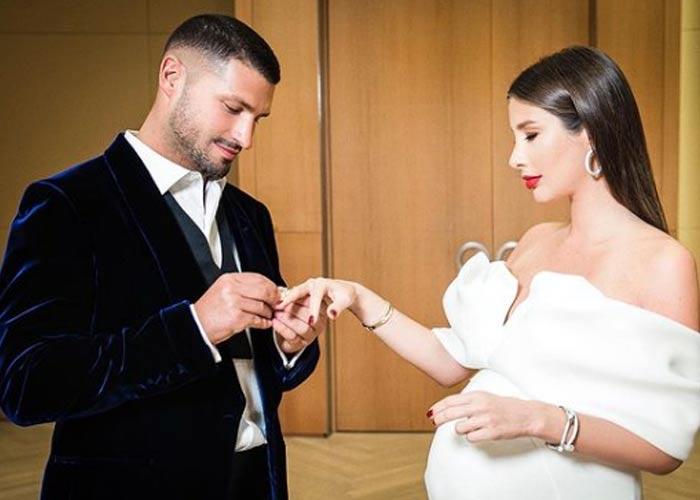свадьба Кети Топурия и Лев Деньгов