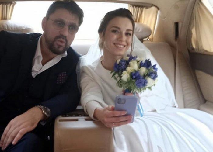 свадьба Виктор Логинов и Мария Гуськова