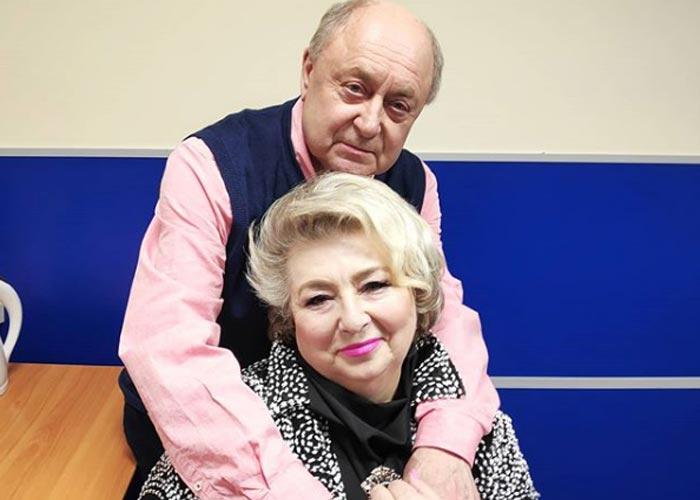 Татьяна Тарасова и Алексей Мишин