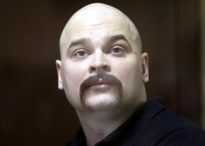 Российский националист Тесак