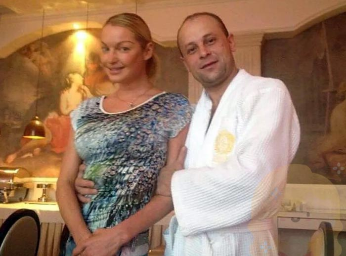 Волочкова и Влад Фоменко