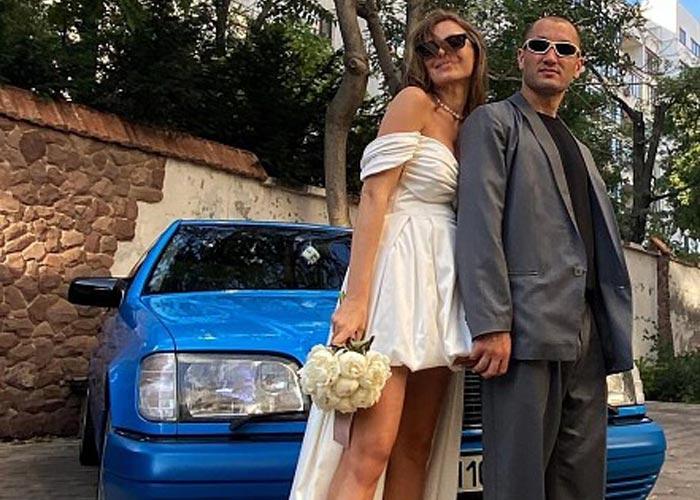 Юрий Бардаш и Елизавета Коцюба