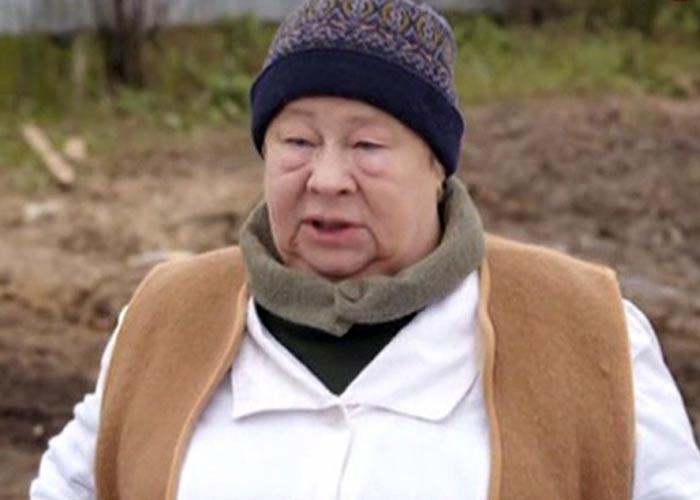 Актриса Альбина Тиханова