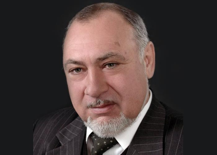 актер Александр Гаспарьянц