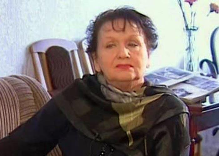 Умерла актриса Галина Орлова