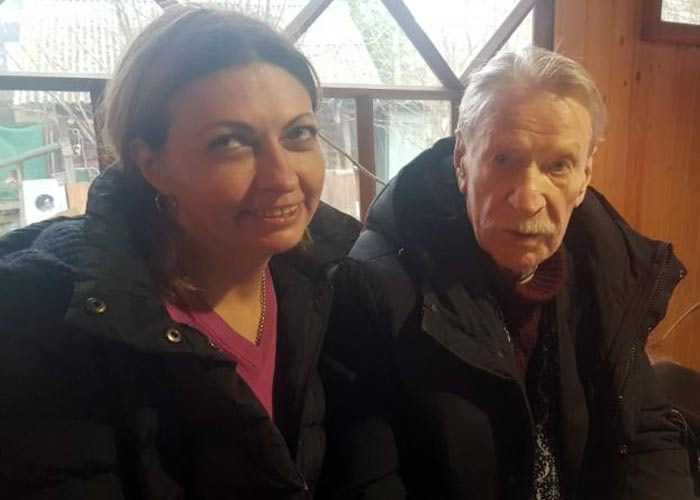 Иван Краско и Наталья Смыкова