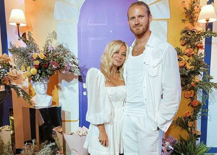 Мария Гончар и Иван Телегин