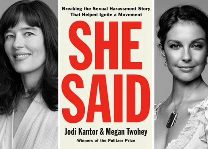She Said Breaking the Sexual Harassment Story That Helped Ignite a Movement