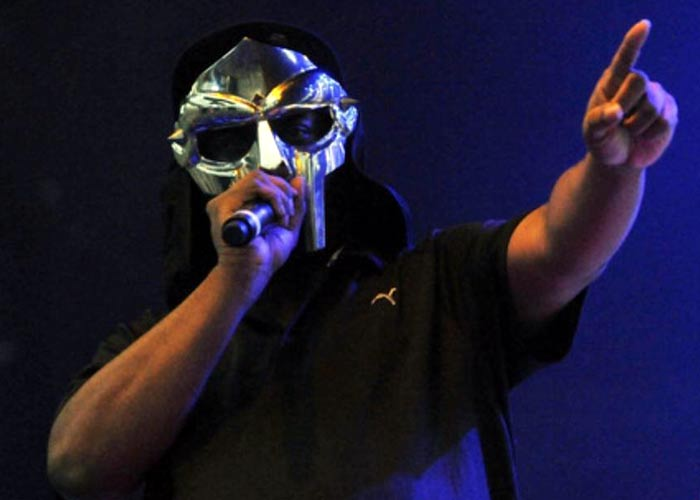рэпер MF Doom