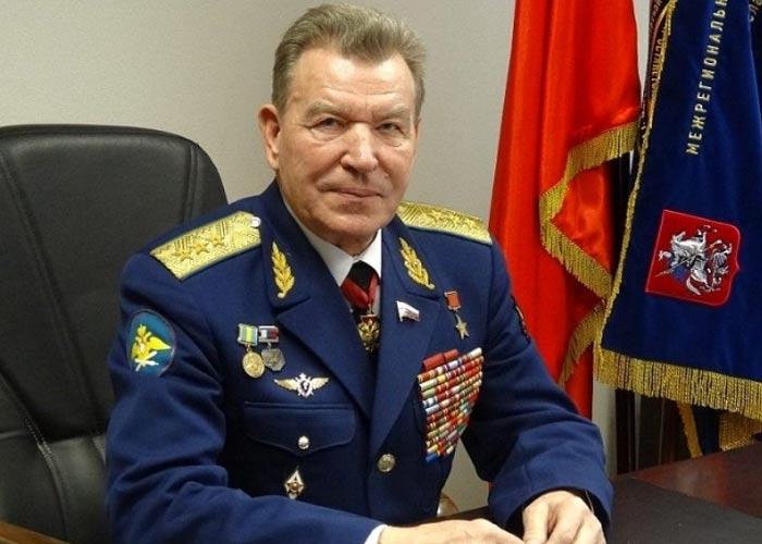Николай Антошкин