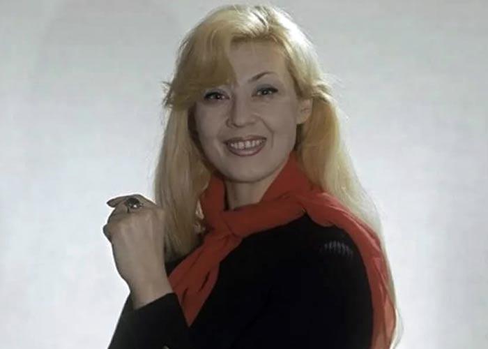 актриса Нина Шацкая