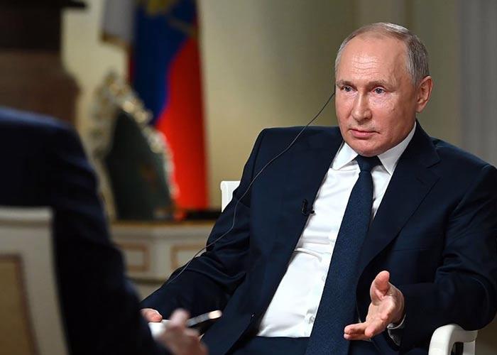 Путин интервью NBC июнь 2021