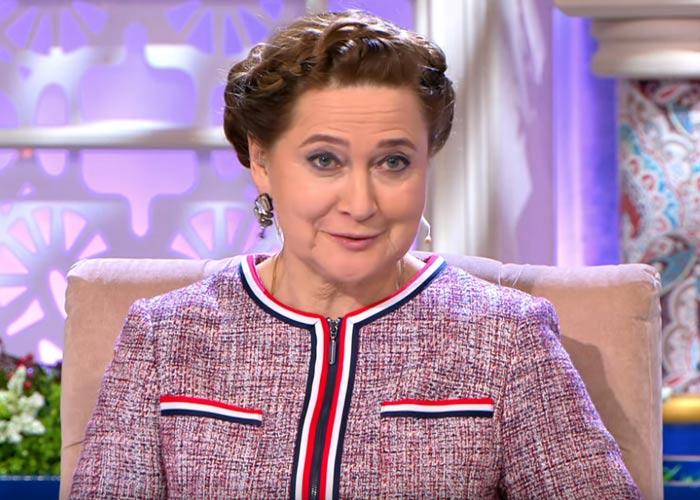 Тамара Глоба в шоу Давай поженимся