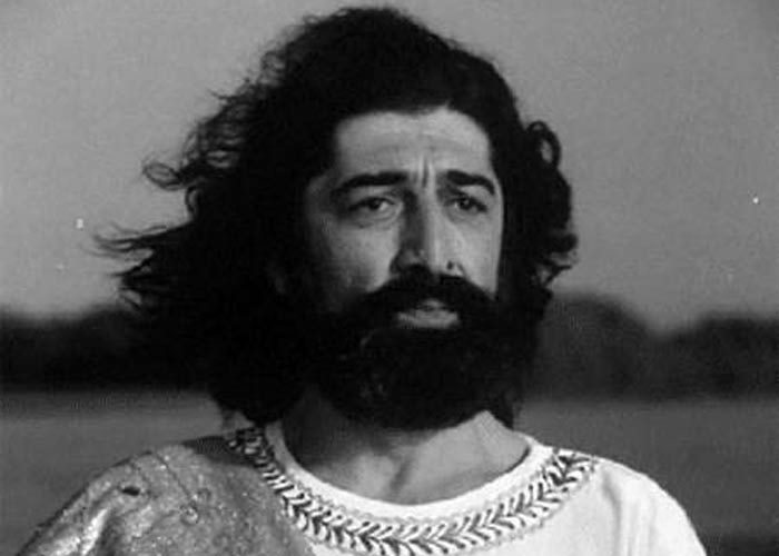 Актер Теймураз Циклаури