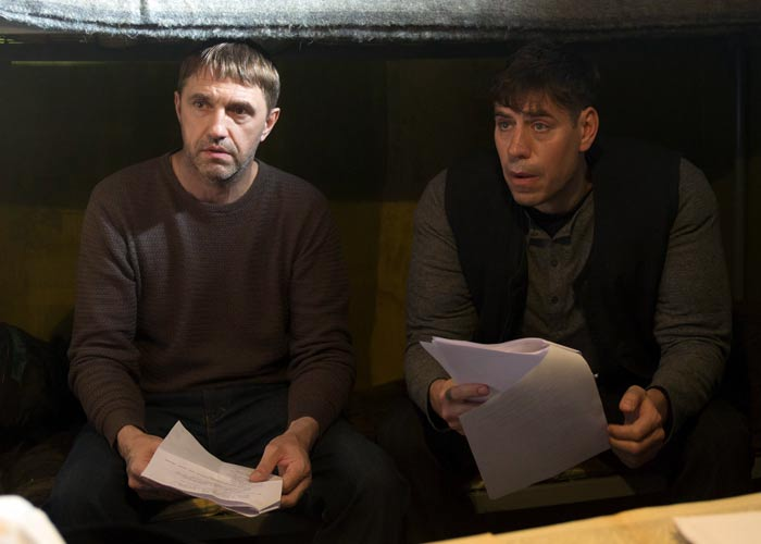 Владимир Вдовиченков и Дмитрий Дюжев Ресторан по понятиям
