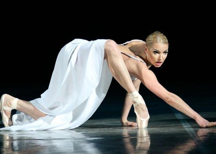 Волочкова балет