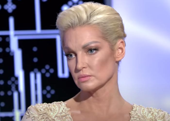 Анастасия Волочкова секрет на миллион