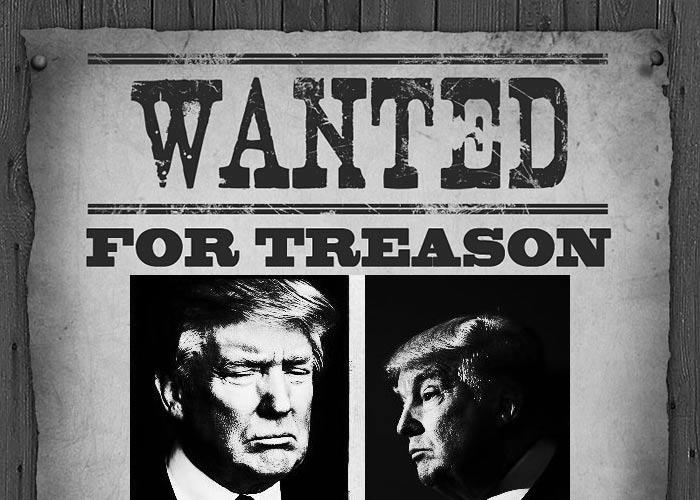 разыскивается Дональд Трамп
