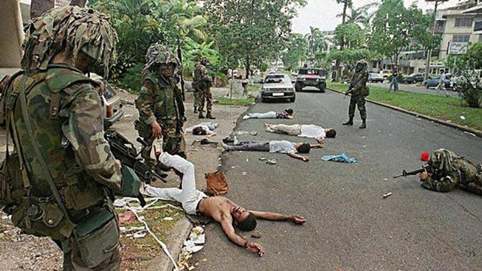 Вторжение США в Панаму