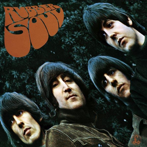 альбом Rubber Soul группы The Beatles