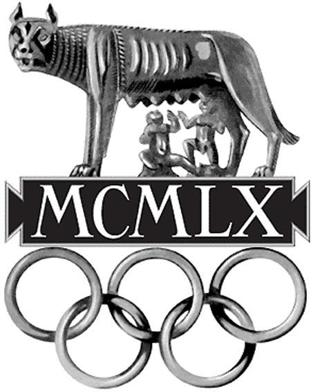 XVII летние Олимпийские Игры 1960
