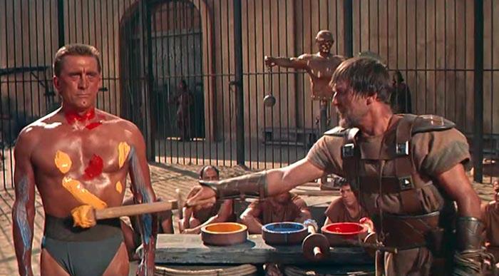 кадр из фильма Спартак