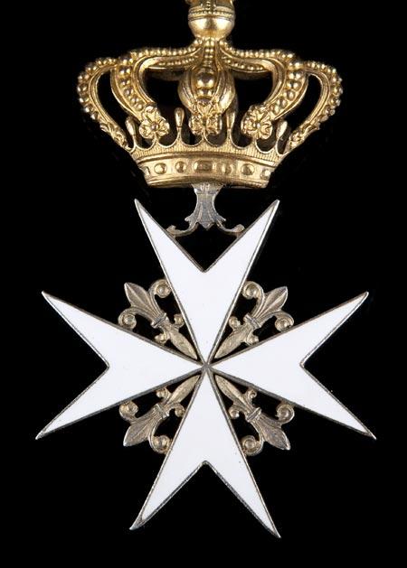 Крест магистра Мальтийского ордена