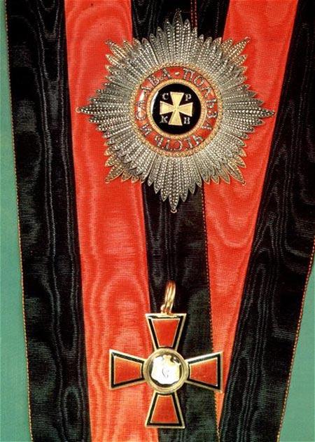Орден Святого Владимира I степени