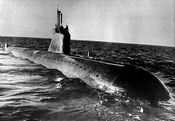 подводная лодка Наутилус