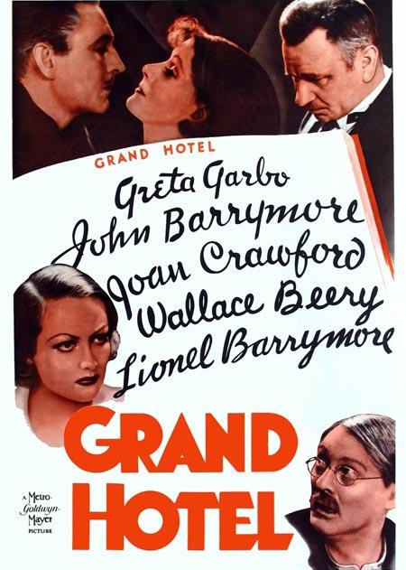постер фильма Гранд-отель