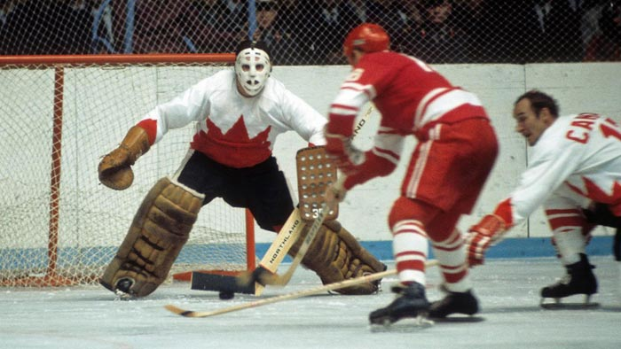 суперсерия СССР Канада 4 матч