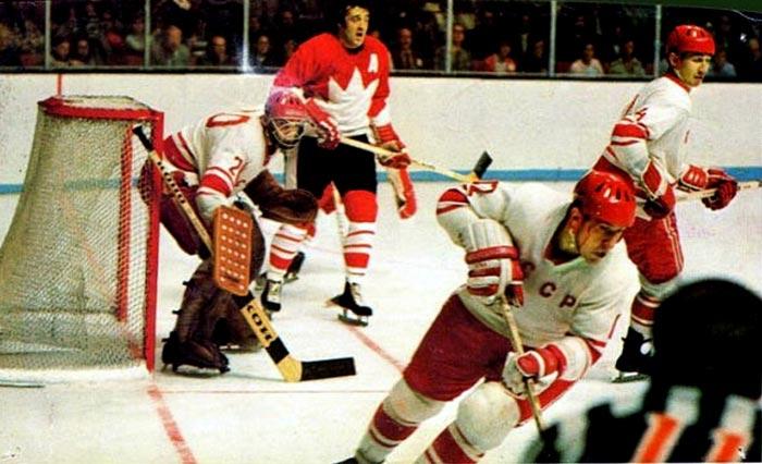 суперсерия СССР Канада 5 игра