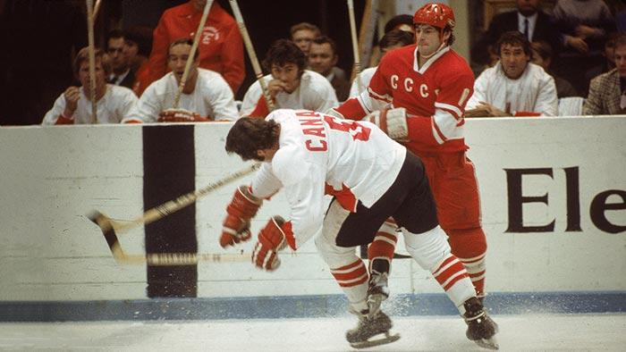 суперсерия СССР Канада 8 игра